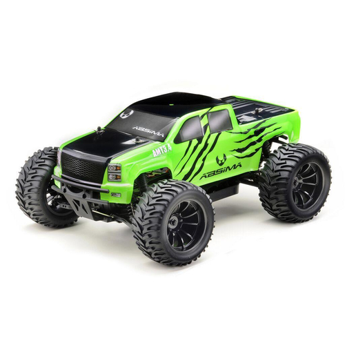 Absima 1:10 EP Monster Truck AMT3.4 4WD RTR inkl. Lipo +...
