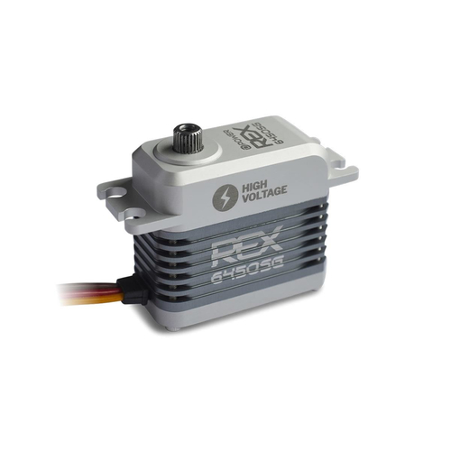 D-Power REX-6450SG HV Coreless Servo 63g