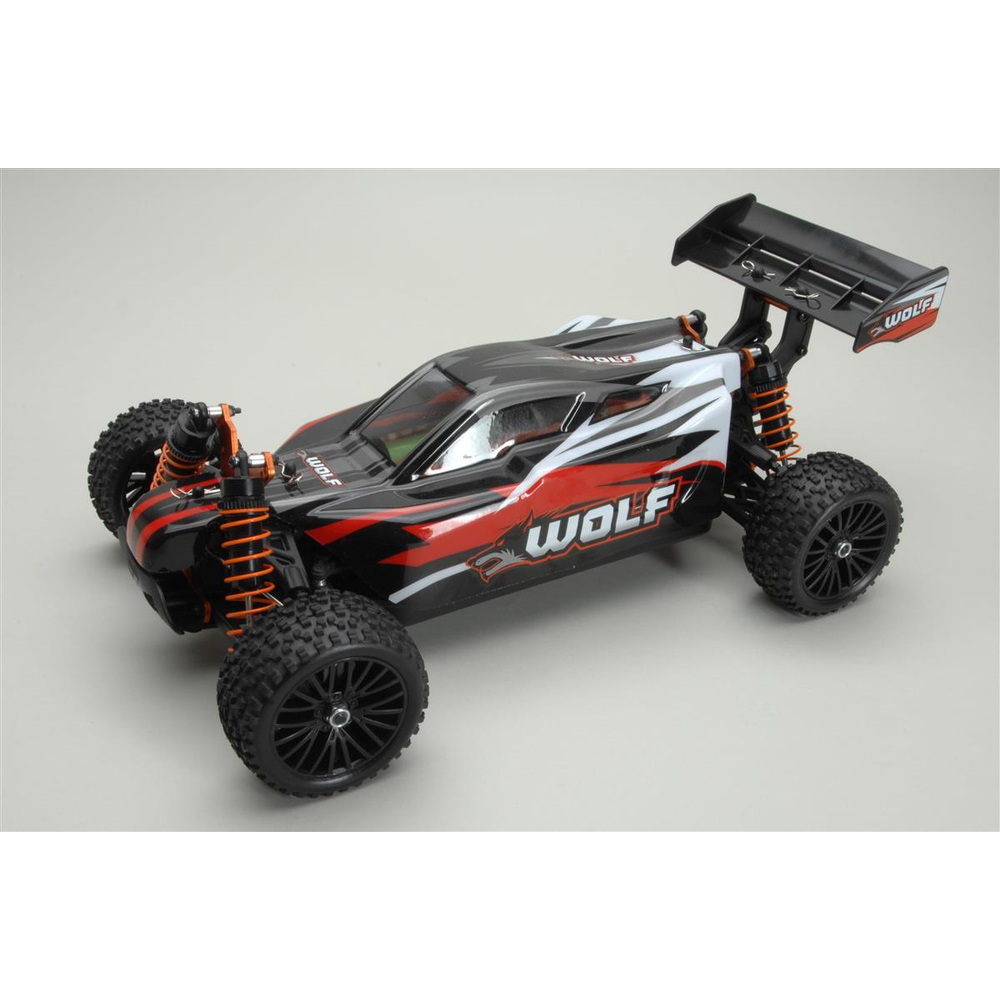 Ripmax DHK Wolf Brushed 4WD Buggy RTR 1:10 2,4GHz