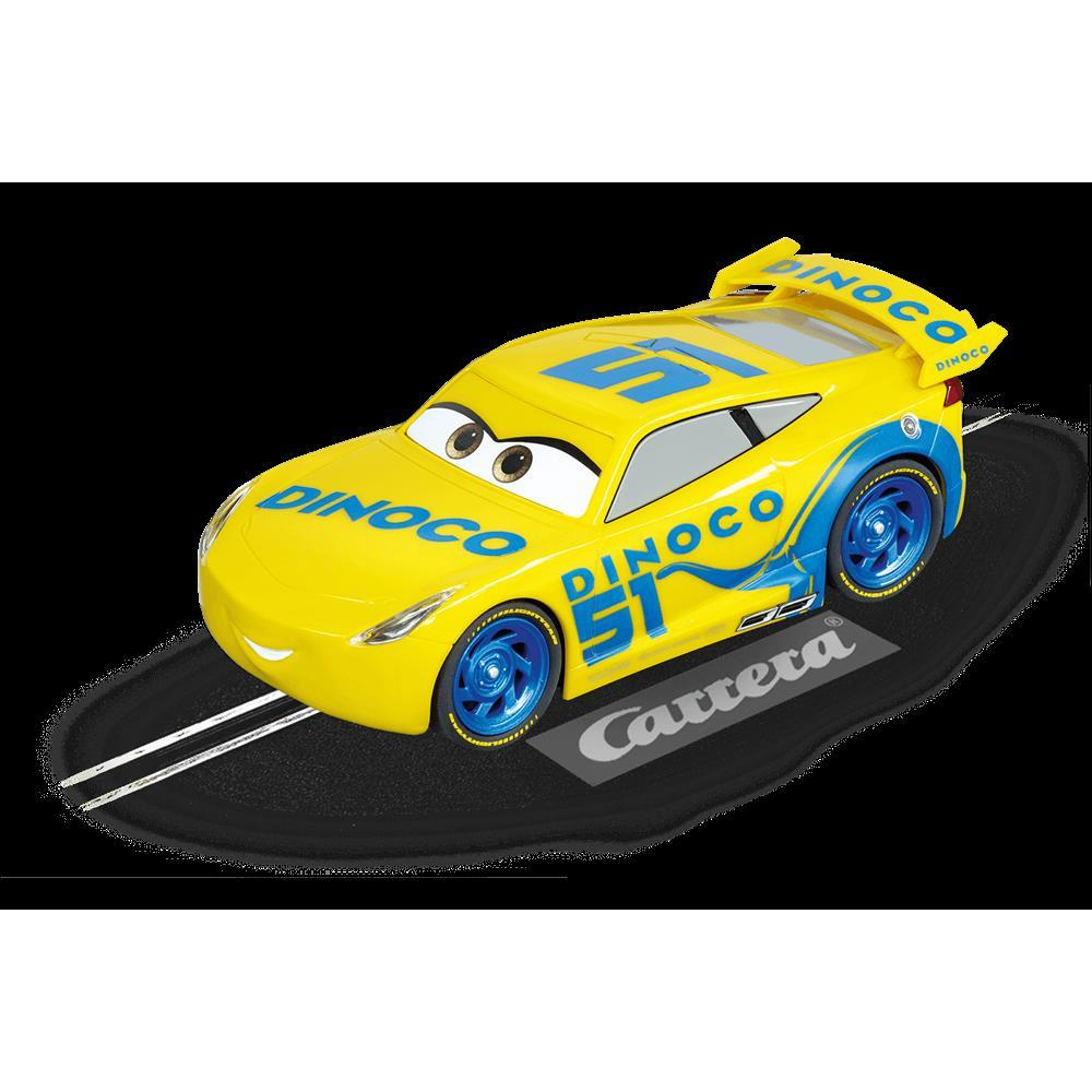 Carrera Evolution Disney·Pixar Cars - Dinoco Cruz Ramirez