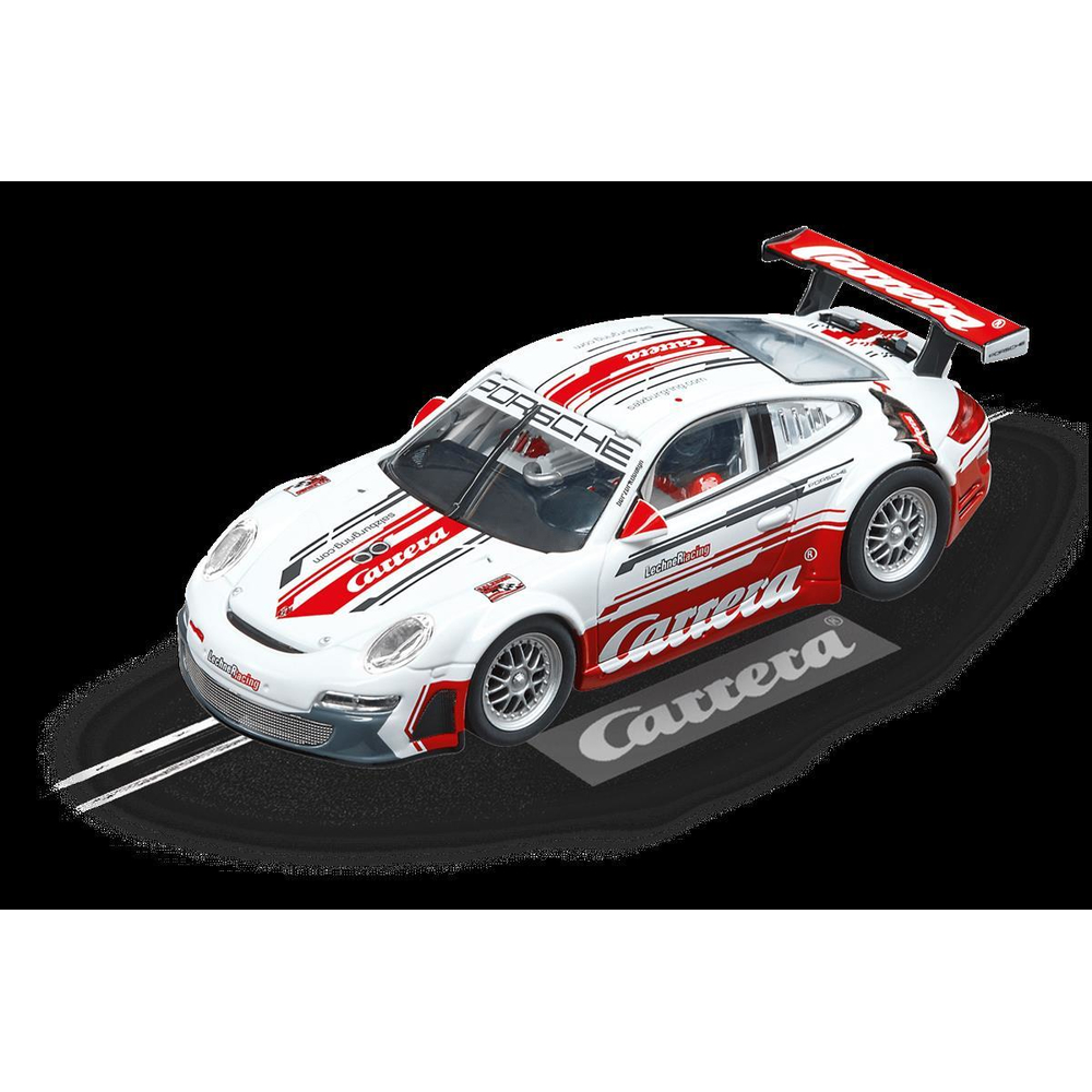 Carrera Evolution Porsche 911 GT3 RSR Lechner Racing Carrera Race Taxi