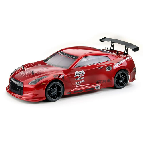 Absima 1:10 EP Touring Car ATC3.4BL 4WD Brushless RTR, 60...