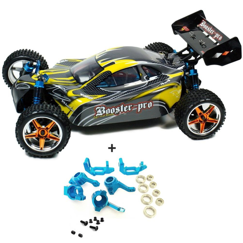 Buggy Booster Pro  Alu-Edition Brushless 1:10 2,4 GHz 4WD...