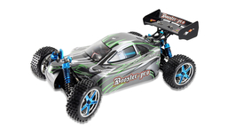 Buggy Booster Pro  Alu-Edition Brushless 1:10 2,4 GHz 4WD ca. 70km/h