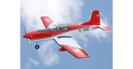 Pichler VQ Pilatus PC-7 (Swiss) 1540mm