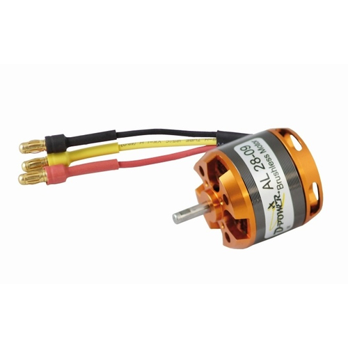 D-Power AL 28-09 980kv Brushless Motor