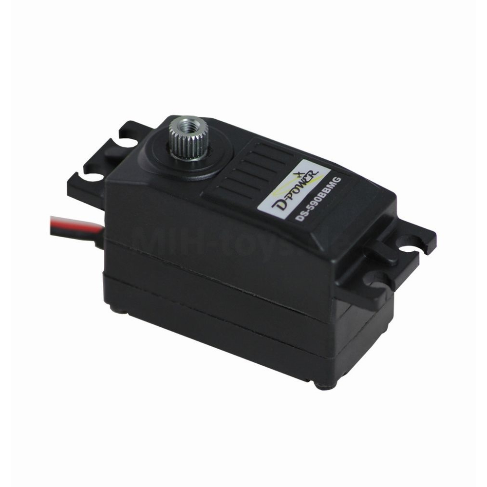 D-Power DS-590BB MG - LP- Digital-Servo 51g