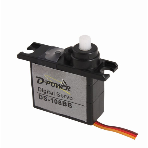 D-Power DS-108BB Digital-Servo 6,2g