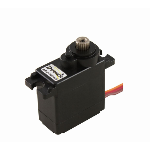 D-Power AS-215BB MG Servo 12,5g