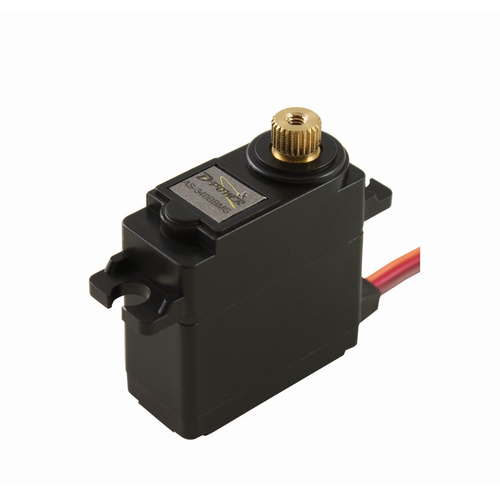 D-Power AS-340BB MG Servo 22g