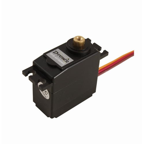 D-Power HVS-451BB MG Digital-Servo 35g