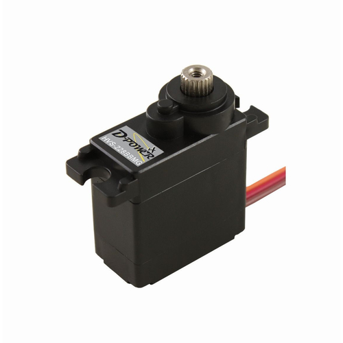 D-Power HVS-228BB MG Digital-Servo 12,5g