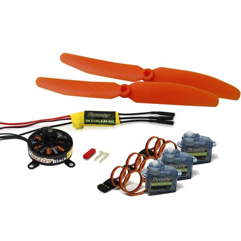 Torcster Shock-Flyer Mega Pack A brushless Antriebscombo