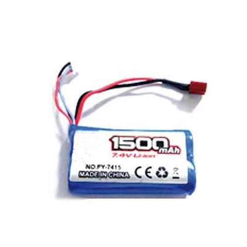 FY-7415 7.4V Lipo 1500mah Dean Amewi Fighter-1, Extreme,...