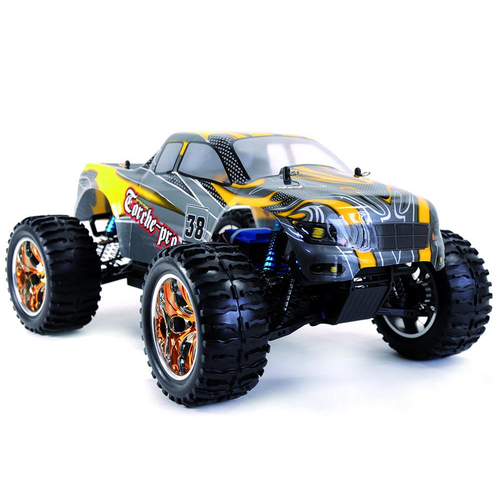 Amewi Monstertruck Torche Pro M 1:10 / 2,4 GHz / Brushless