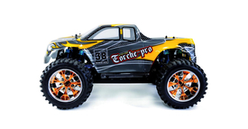 Amewi Monstertruck Torche Pro M 1:10 / 2,4 GHz / Brushless ca. 70 km/h