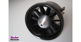 Hacker Stream-Fan 90/1800 90mm Impeller 6S