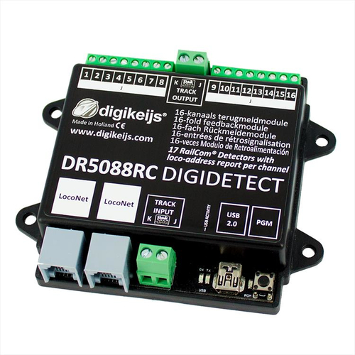 DR5088RC (2-Leiter) Digidetect 16-fach...