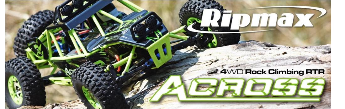 Ripmax Across 4WD RTR